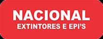 Extintores Nacional - Logotipo Rodapé